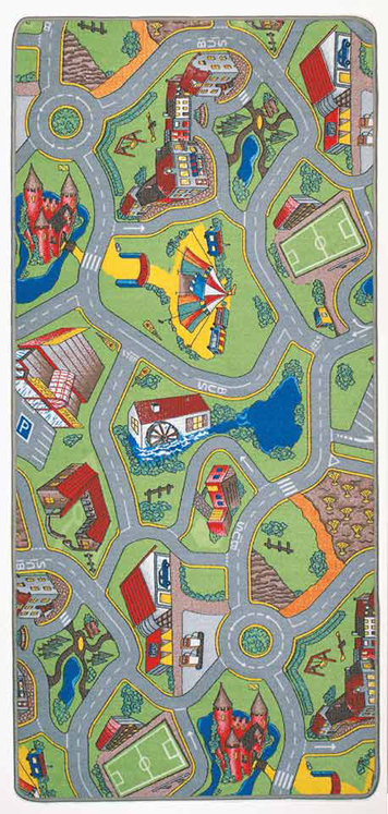 Hometown Play Carpet, 26''w x 40