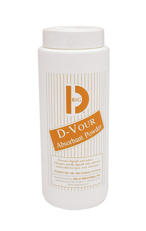 D-Vour Absorbent Powder