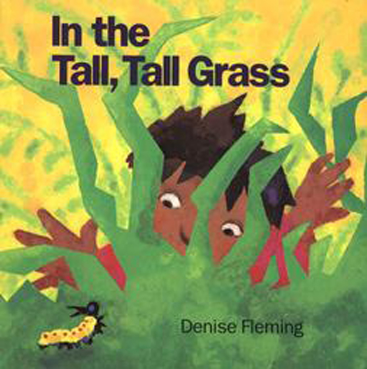 In the Tall, Tall Grass - Big Book