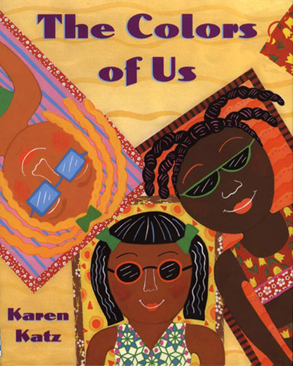 The Colors of Us - Paperback