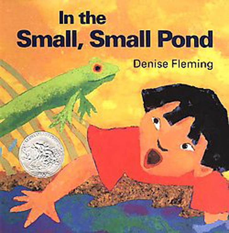 In the Small, Small Pond - Big Book