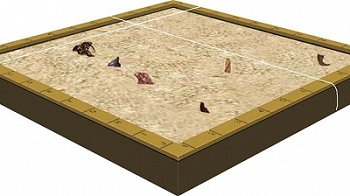 Mathmagic Sandbox 8'x8'