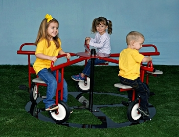 Mini Merry Go Cycle (5 Seat)
