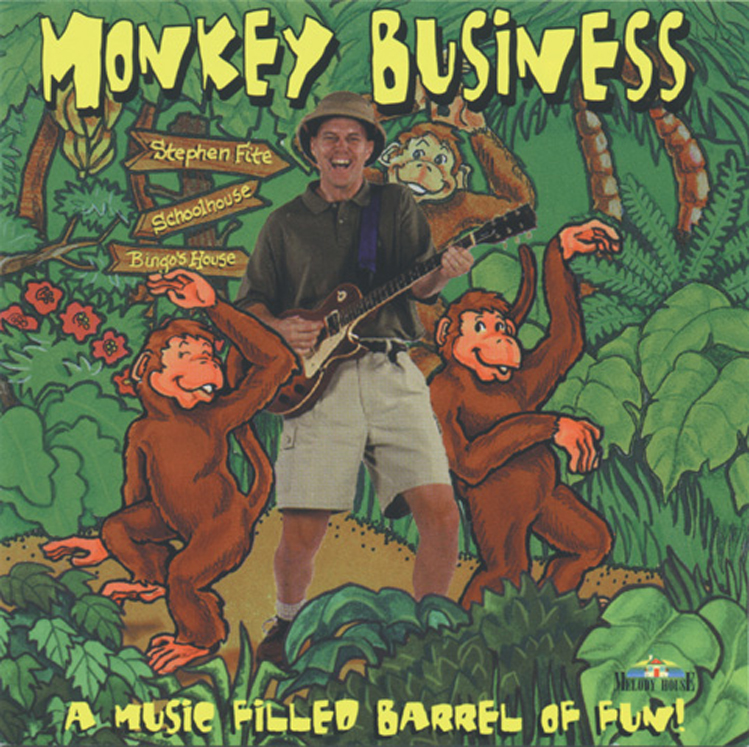 Monkey Business, CD