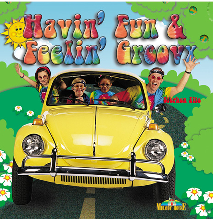 Havin Fun & Feelin Groovy CD