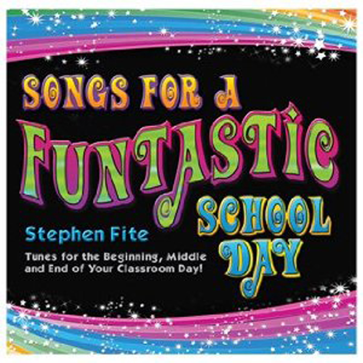 Songs for a Funtastic School Day CD
