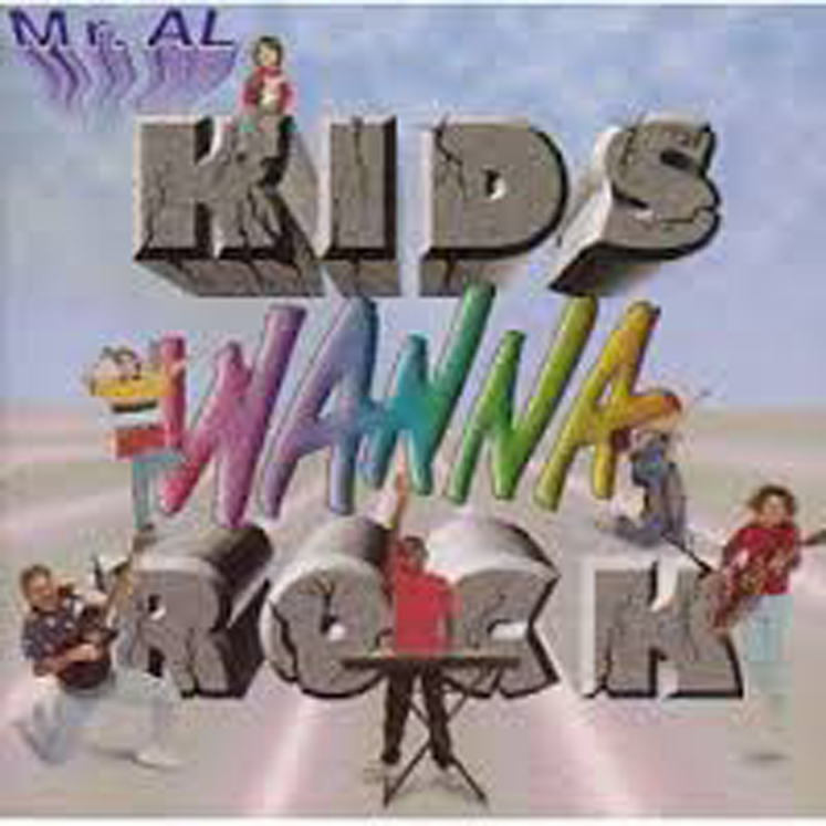 Kids Wanna Rock CD