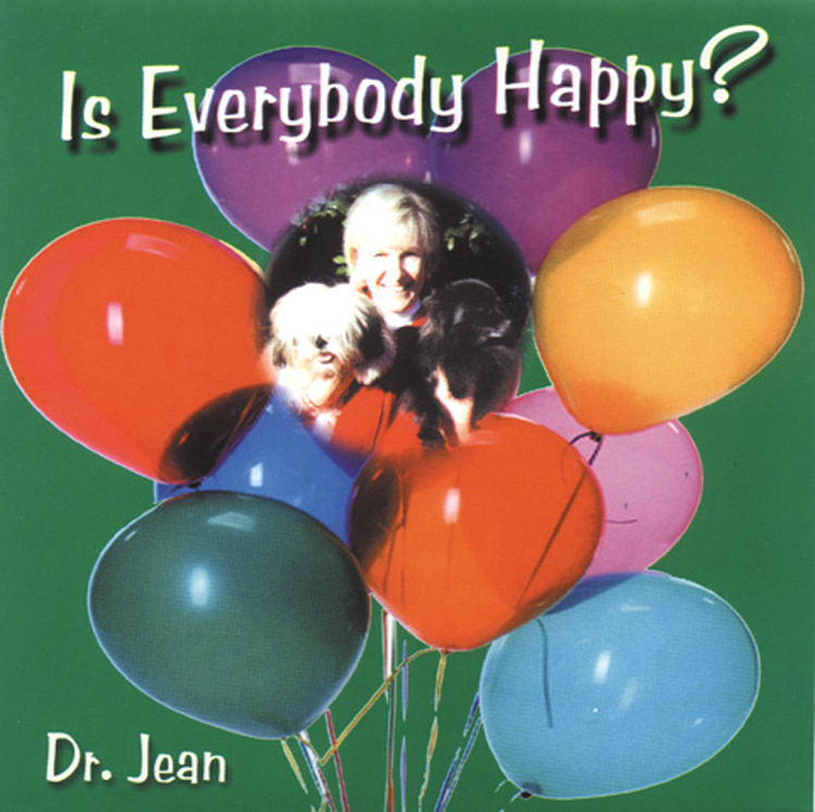 Dr. Jean Is Everybody Happy?, CD