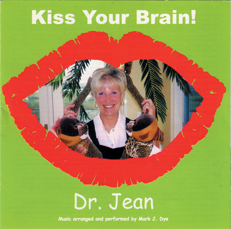 Dr. Jean Kiss Your Brain, CD