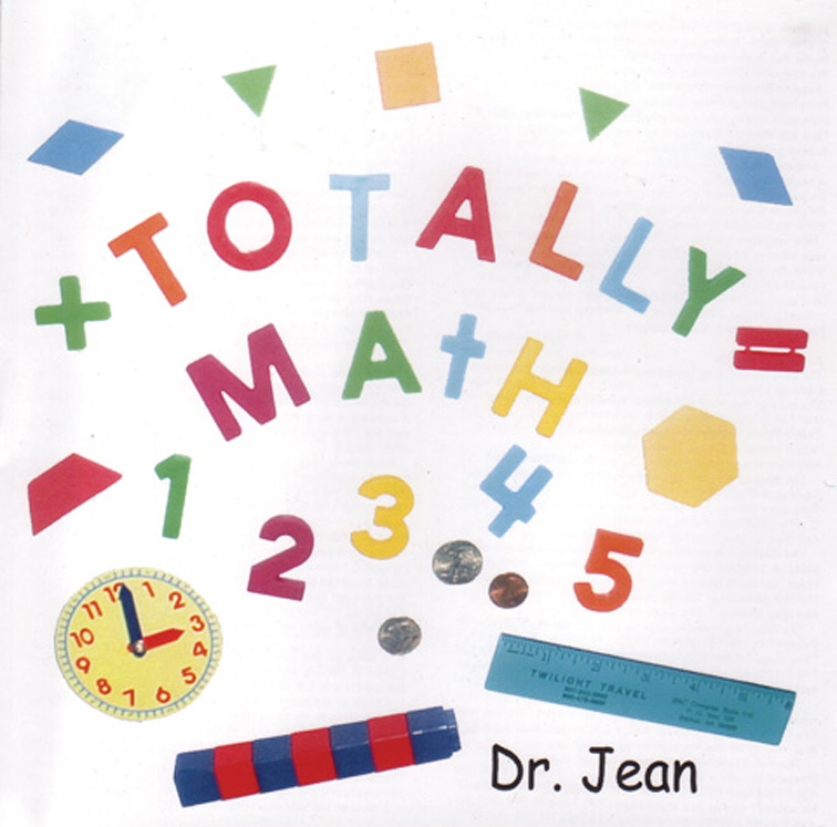 Dr. Jean Totally Math, CD