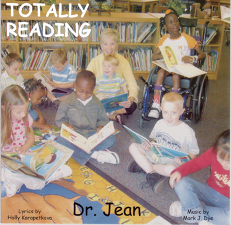 Dr. Jean Totally Reading - 2 CD Set
