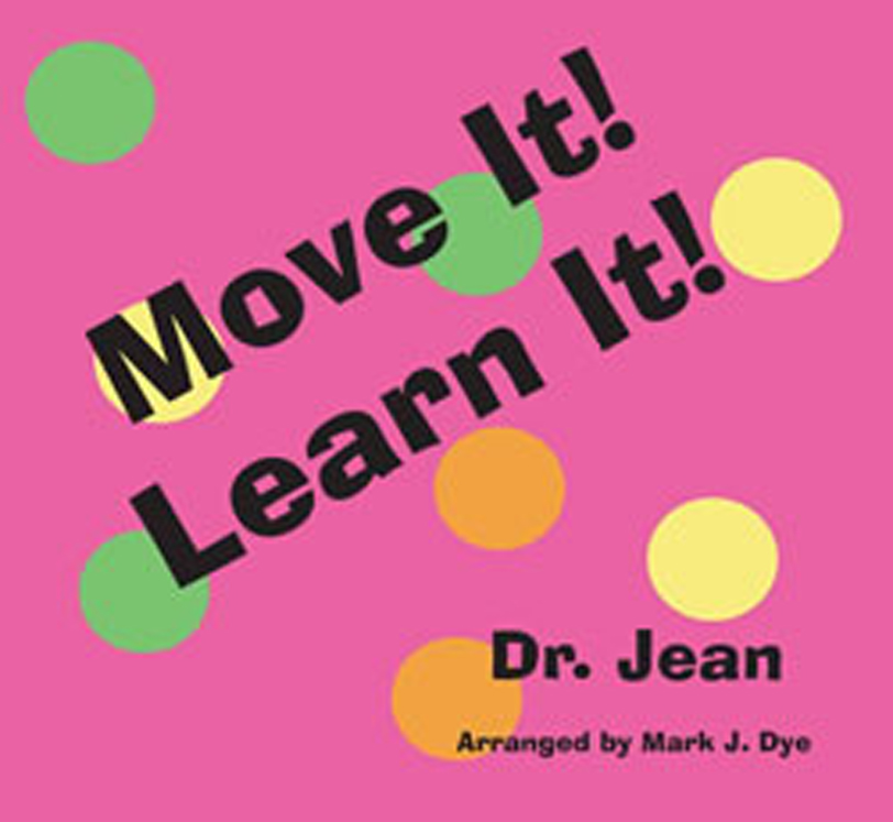 Move it, Learn it CD Set