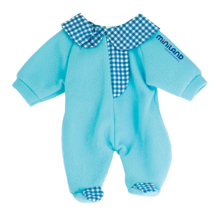 Baby Doll Clothes, Blue Pajamas