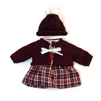 Cold Weather Dress Set - For 15