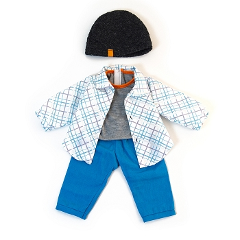Mild Weather Blue Set - For 15
