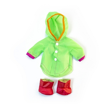 Raincoat and Boots - For 12