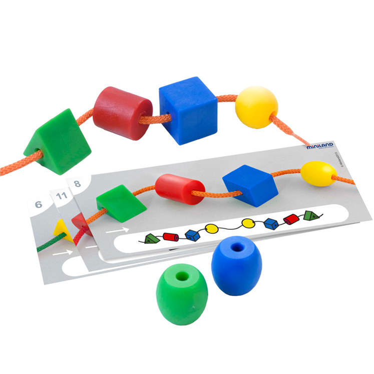 Activity Shapes & Laces