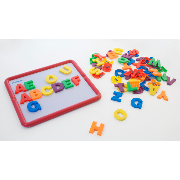 Magnetic Small Letters - Set of 62