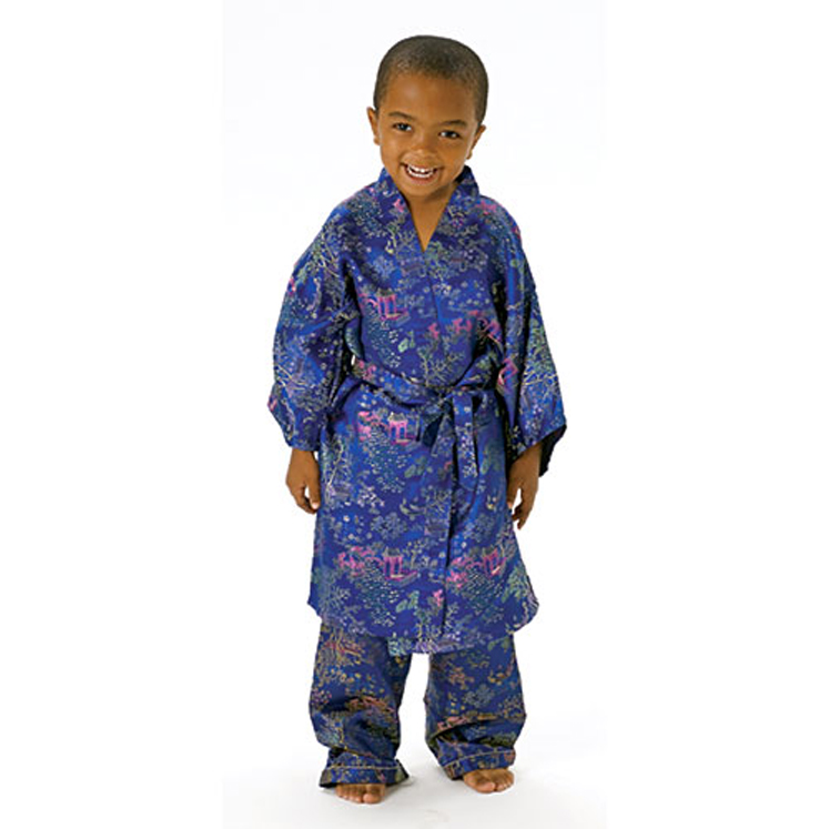 Asian Boy Cultural Wear
