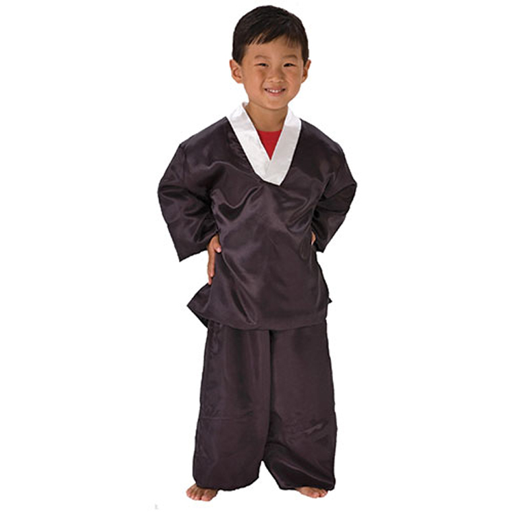 Korean Boy Cultural Wear