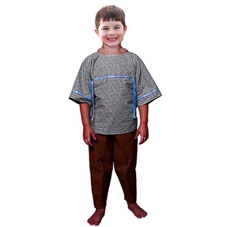 Native American Boy Cultural Wear