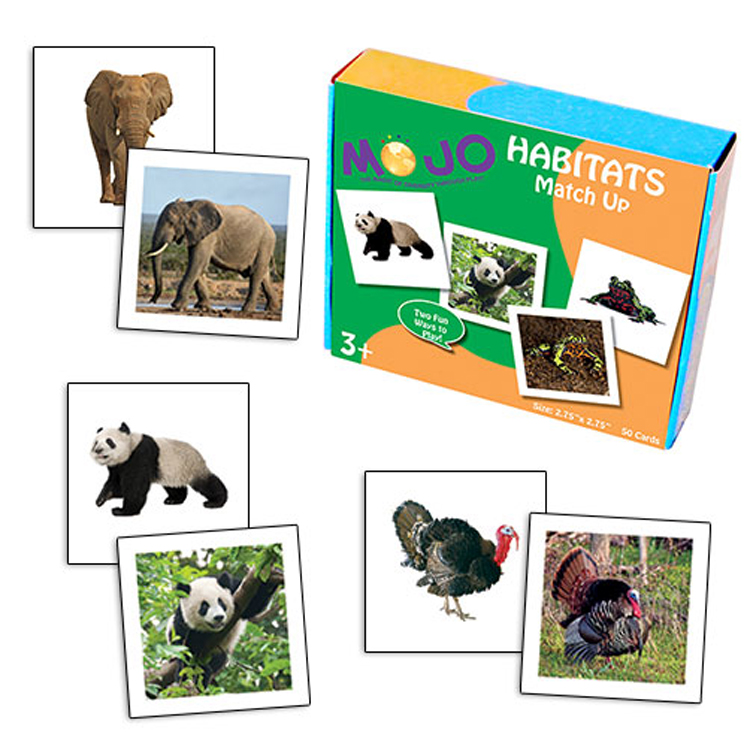 My Habitat Matching Game