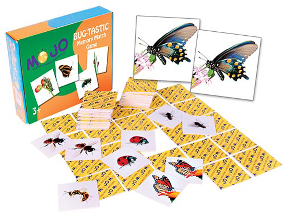 Bug-Tastic - Memory Match Game