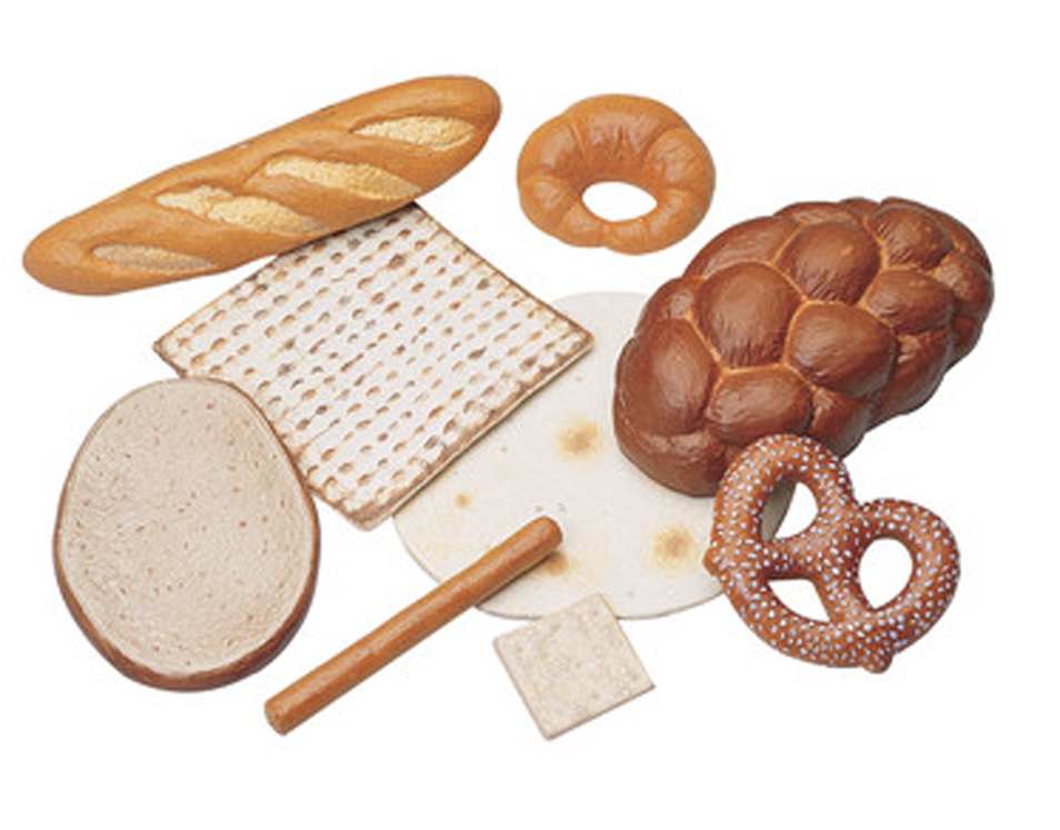 International Bread Set
