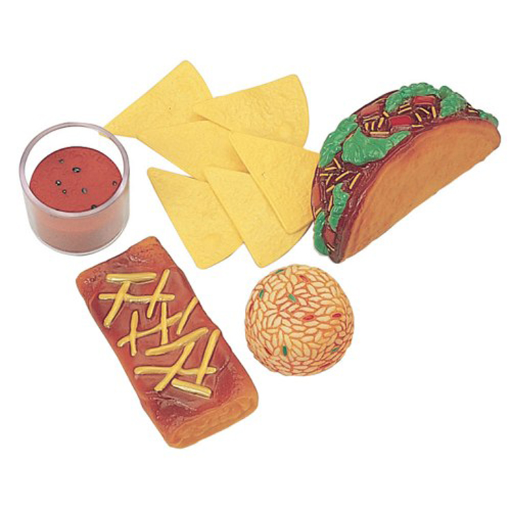 Hispanic Food Set