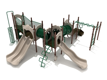 The Grand Venetian play structure (ages 5 - 12 years)