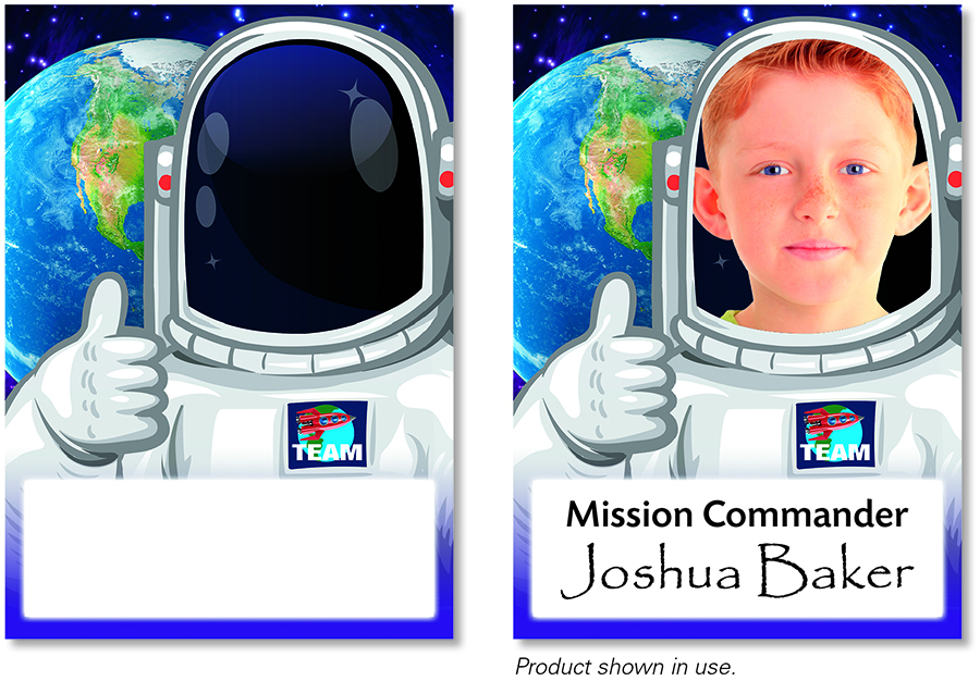 Meet Our Class Astronauts