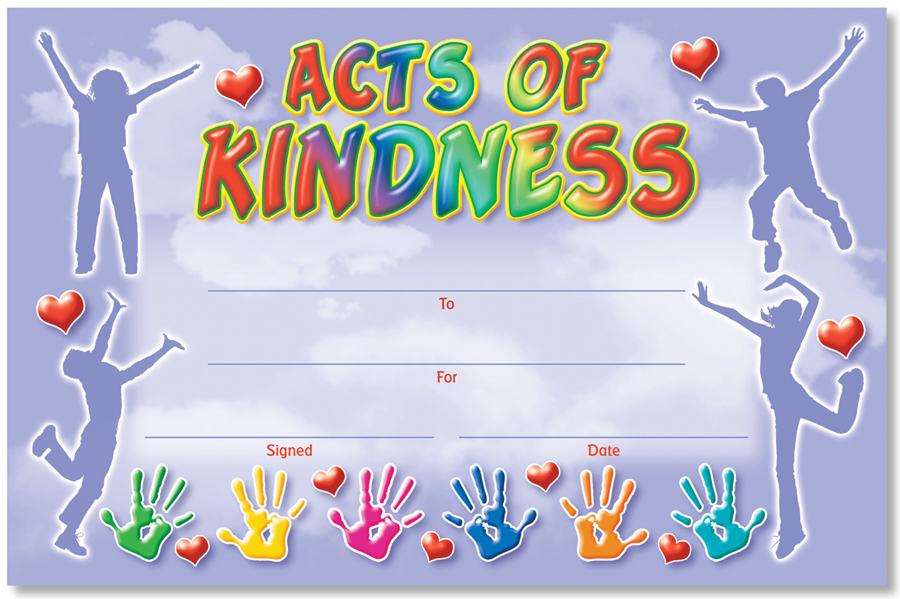 Acts of Kindness - Anytime Awards