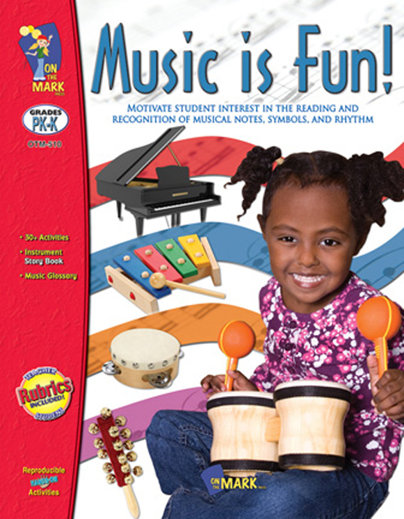 Music is Fun! Grades PreK-K