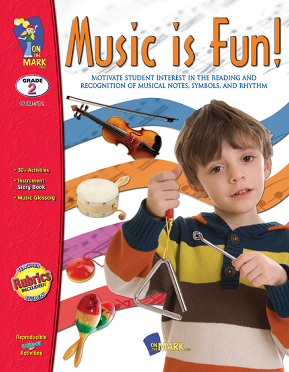 Music is Fun! Grade 1