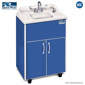 Premier Adult Size Hot Water Portable Sink