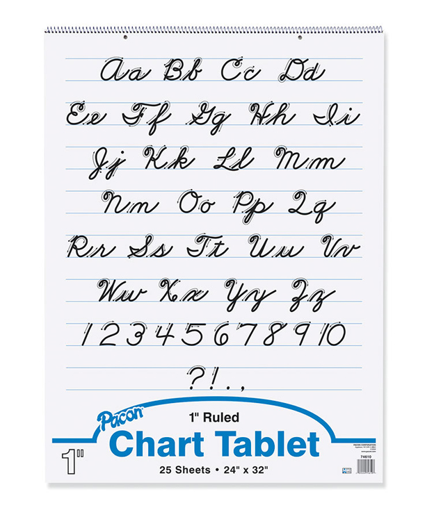 Chart Tablet, 1