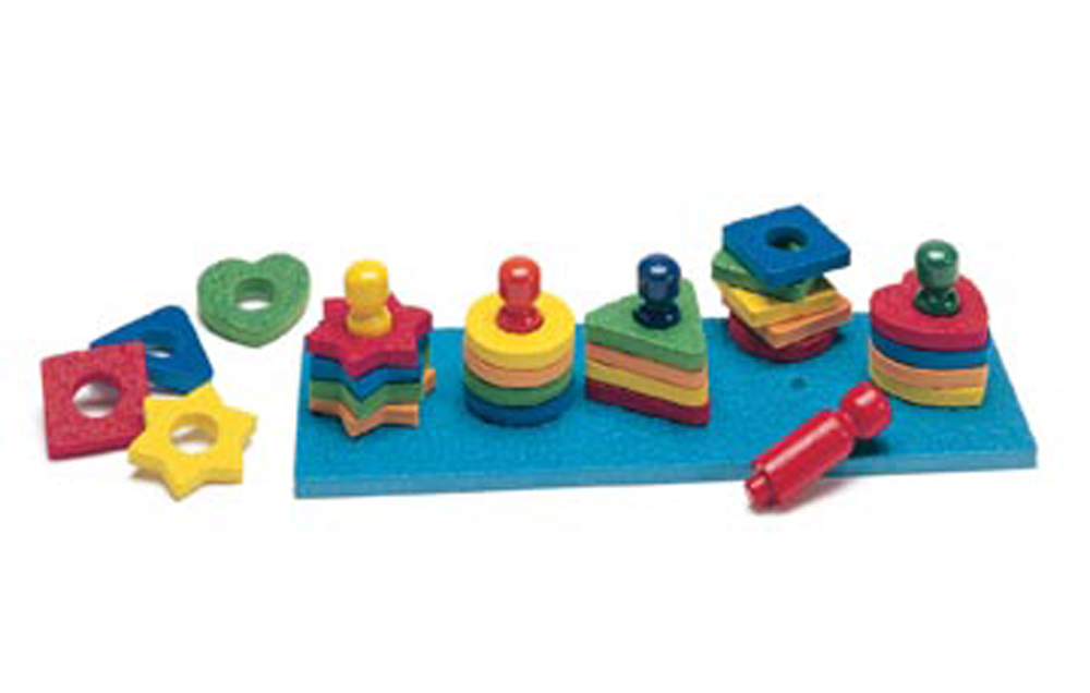 Shape & Color Sorter