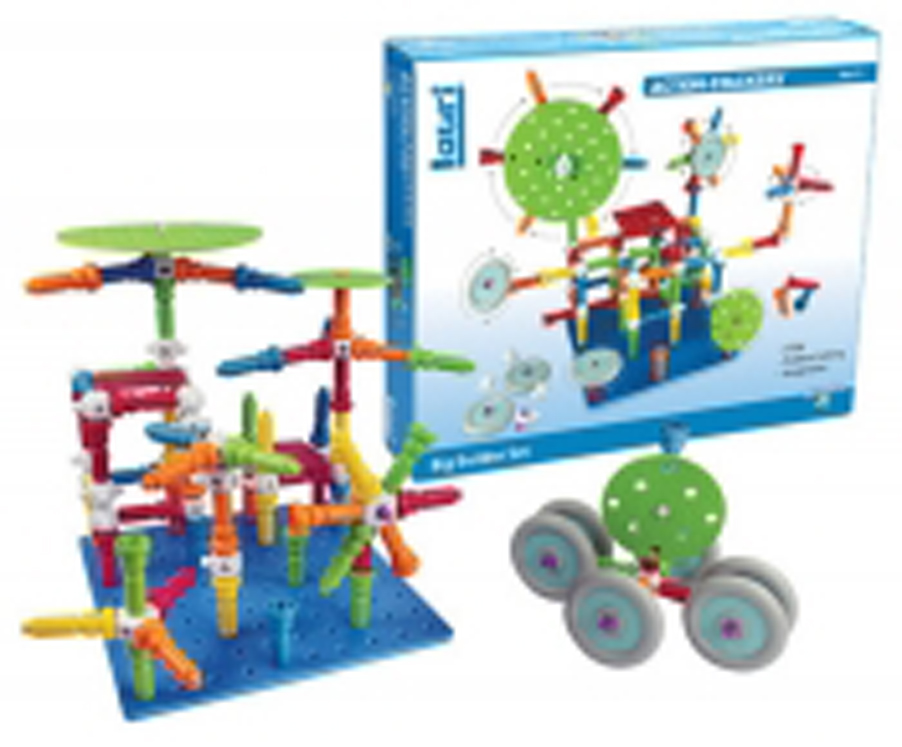 Action Stackers Big Building Set