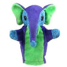 My Second Elephant Puppet