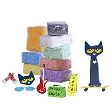Pete the Cat Playfoam Play Set