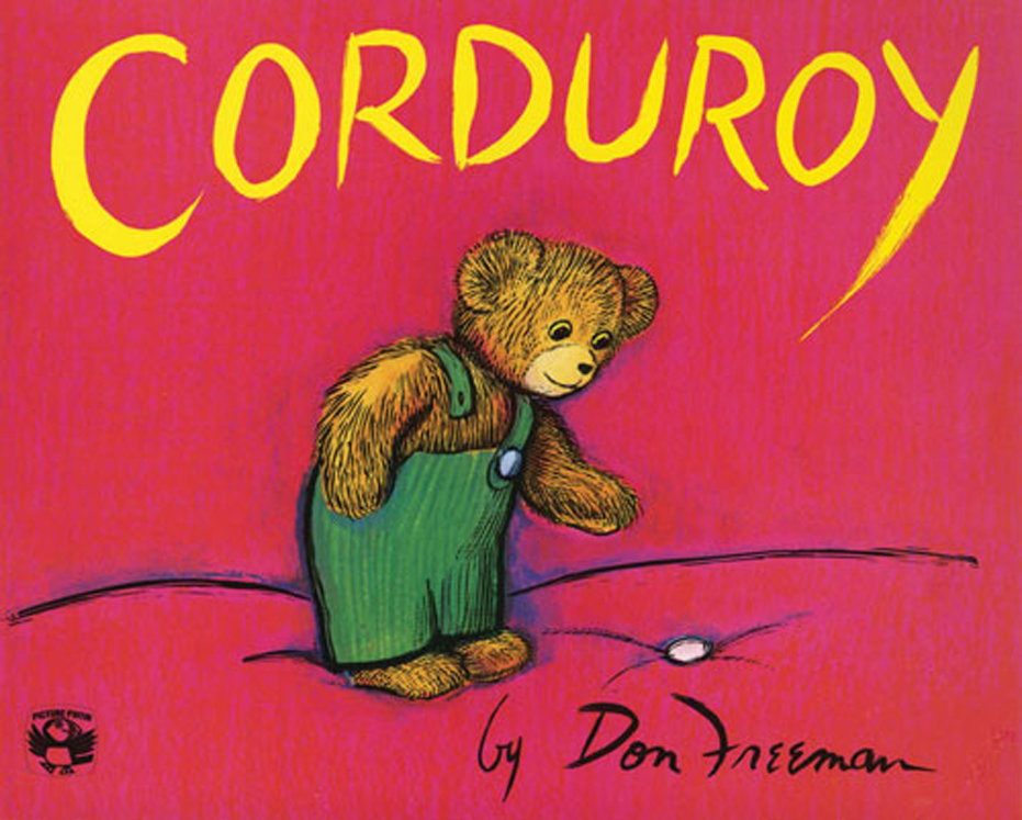Carry Along Book and CD, Corduroy