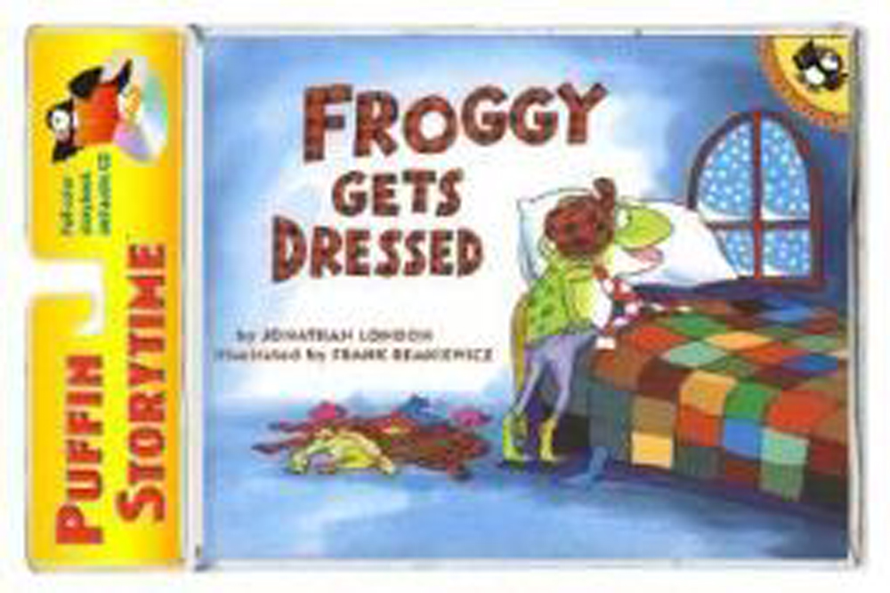 Carry Along Book and CD, Froggy Gets Dressed
