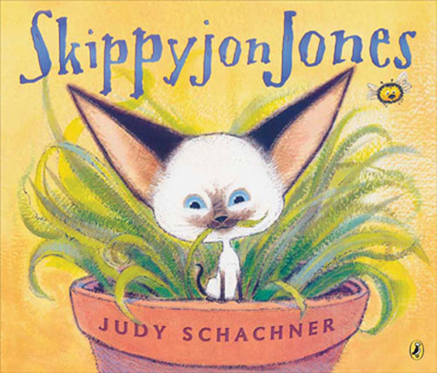 Carry Along Book and CD, Skippyjon Jones