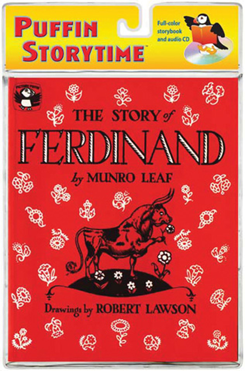 Carry Along Book and CD, The Story of Ferdinand