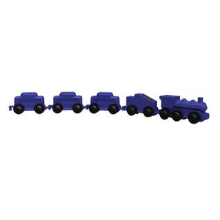 ChildBrite All American Passenger Train Set - For Use with ChildBrite Express Route Board