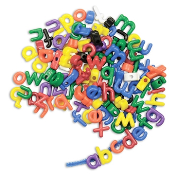 Lowercase Letter Beads - Pack of 288