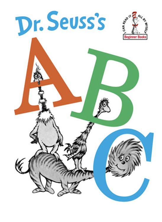 Carry Along Book & CD, Dr. Seuss's ABC