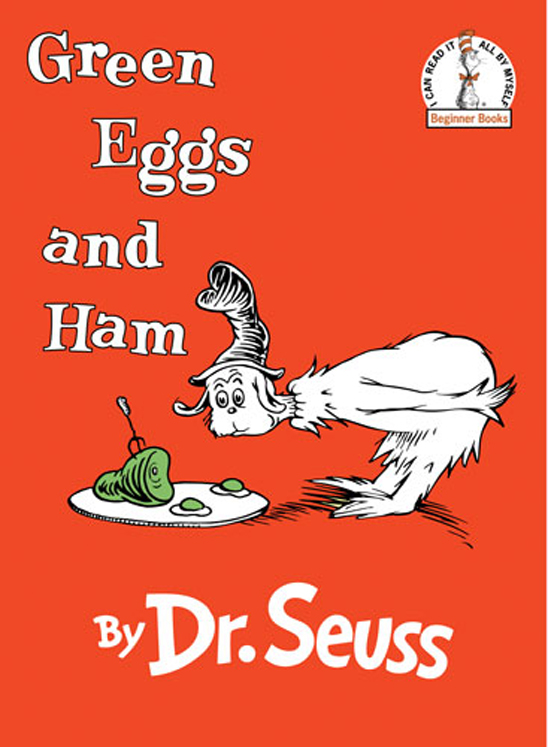Green Eggs and Ham - Hardcover