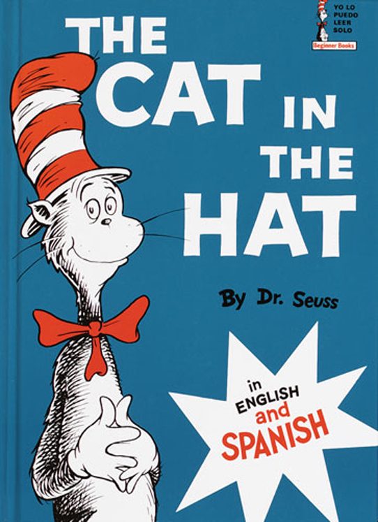 The Cat in the Hat - Spanish