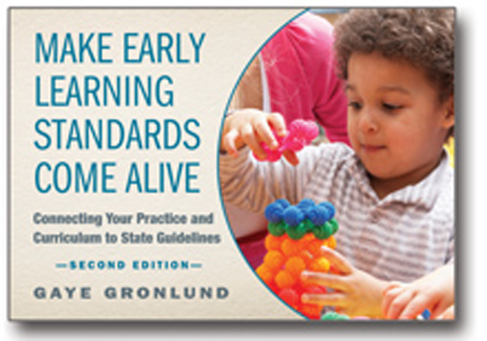 Make Early Learning Standards Come Alive